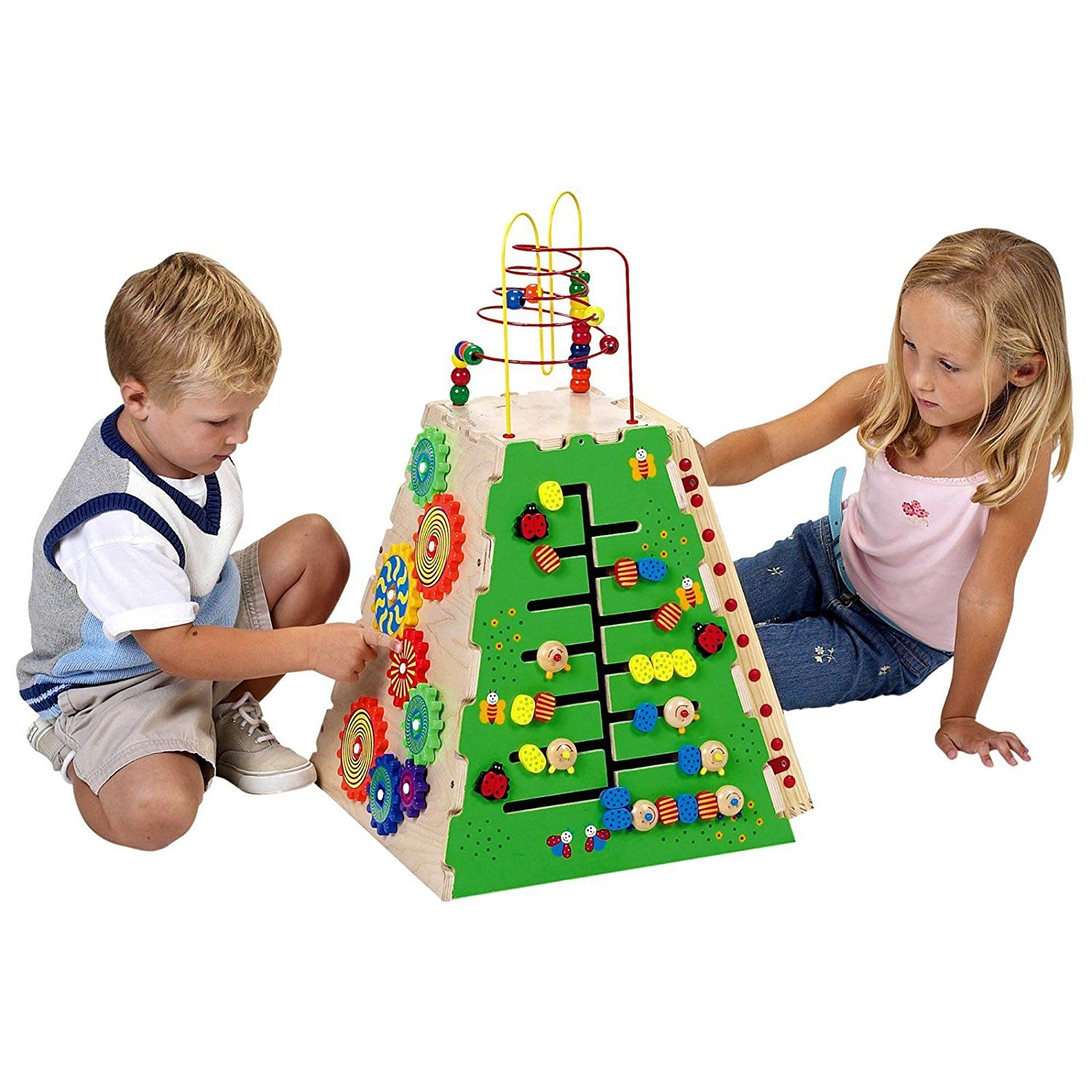 Top Selling Popular Child Kids Toddlers Pyramid Shape Power