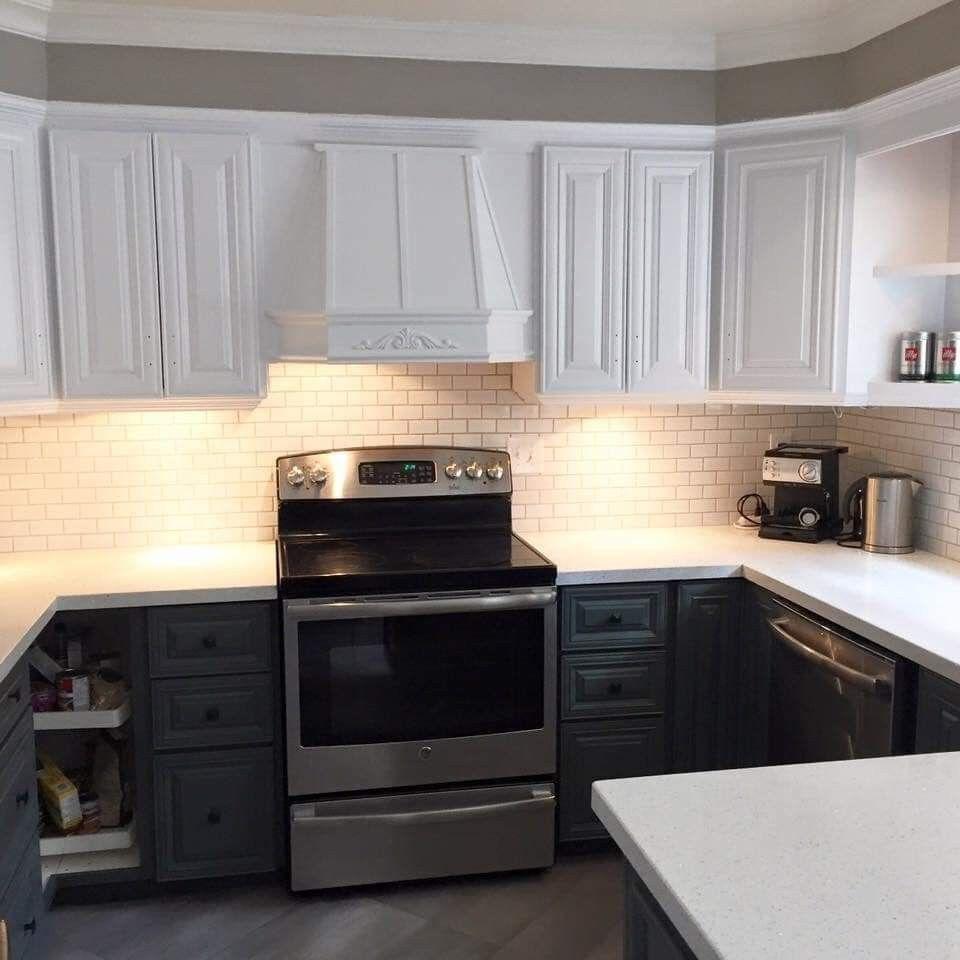Benjamin Moore advanced paint   Kitchen remodel, Kitchen ...