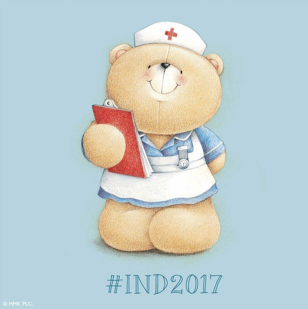 Today is International Nurses Day.