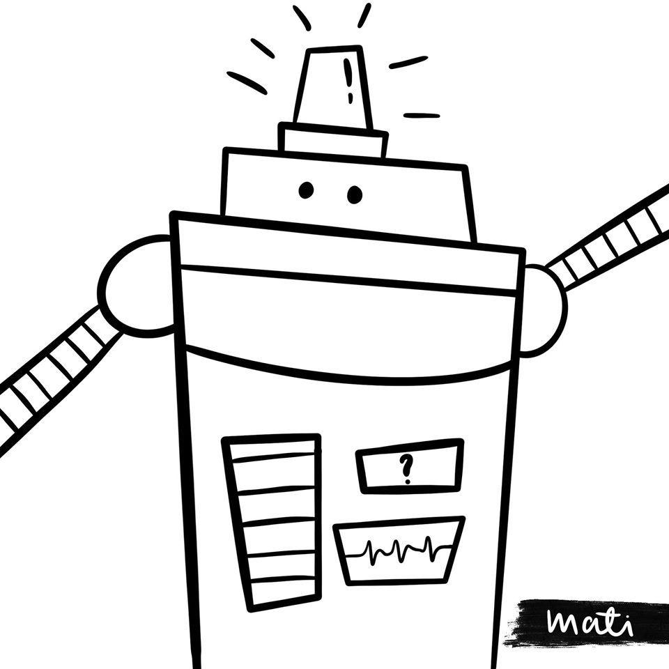 Pin Na Roboty