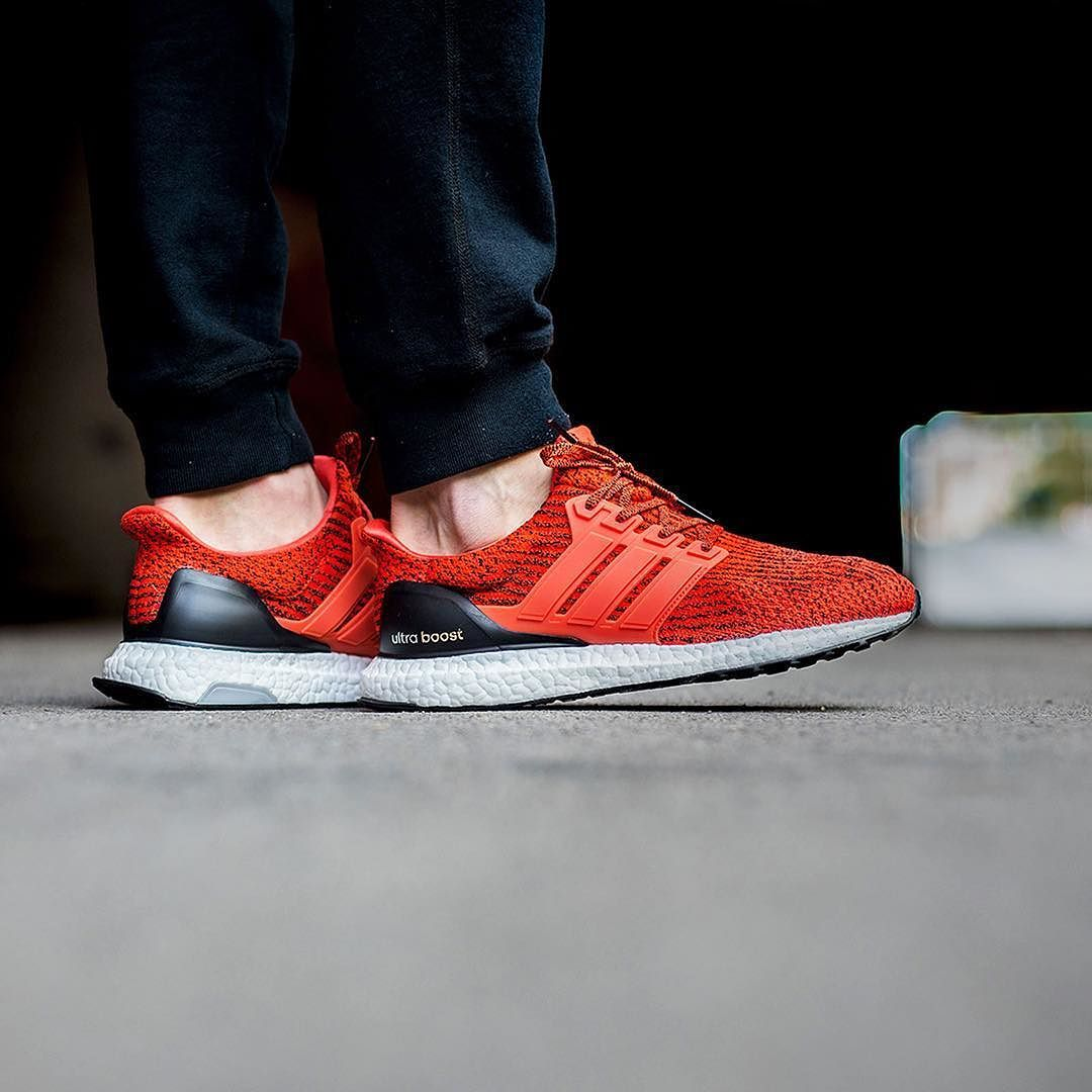 free shipping 0b4a4 f2756 ... discount adidas ultra boost 3.0 energy red 18000 sneakers76 in store  online adidasoriginals ultraboost energy red