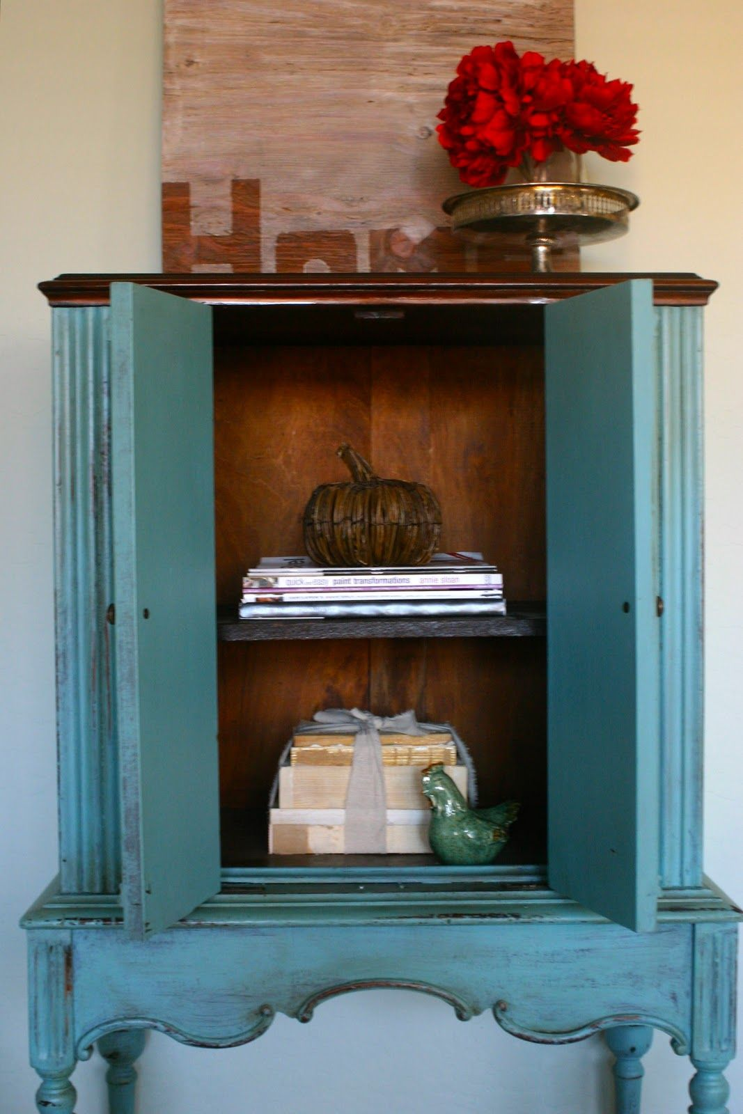anne story of antique radio cabinet | Search Results |  becauseiliketodecorate. - Anne Story Of Antique Radio Cabinet Search Results
