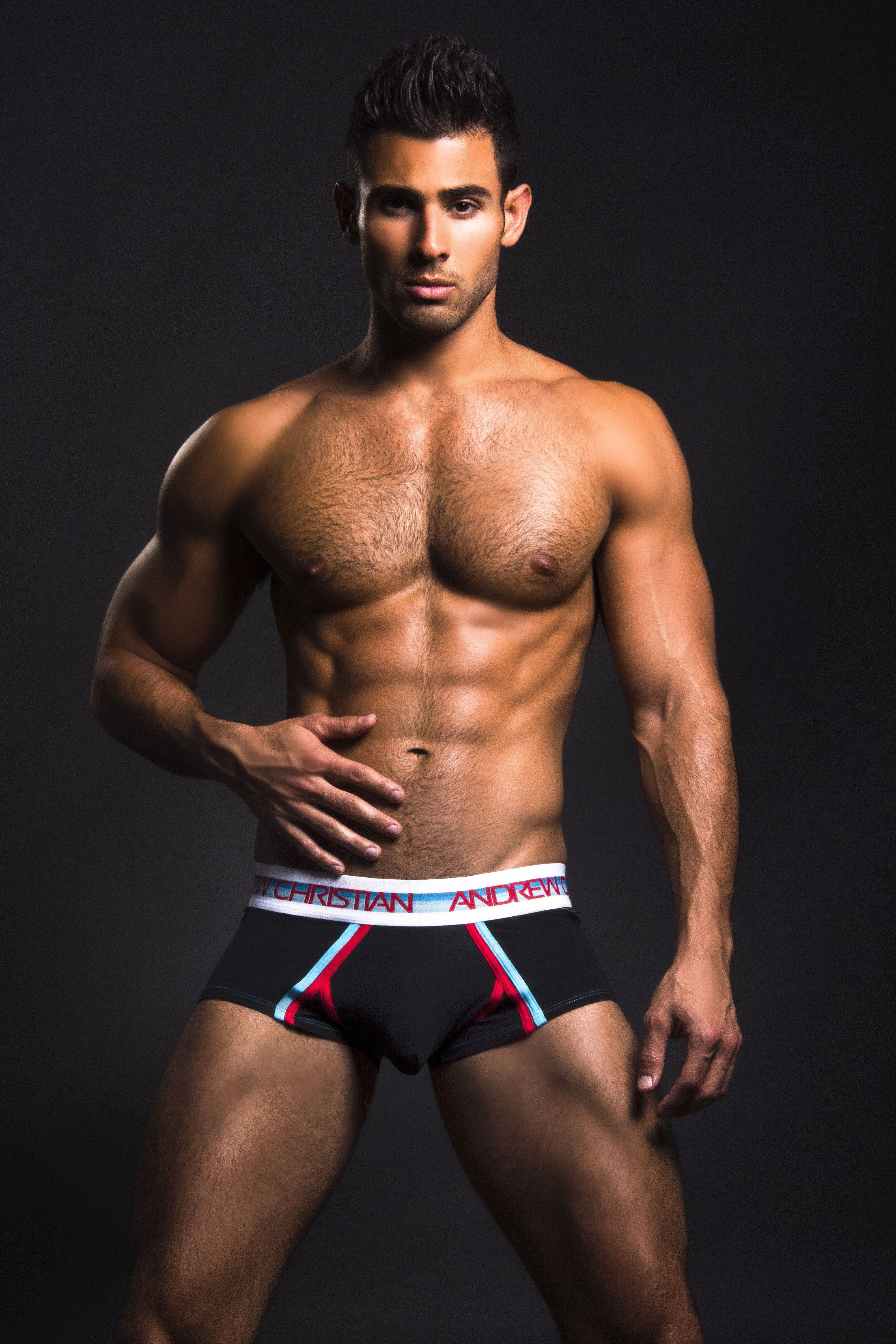 ee0e8845ce Andrew Christian Twerk Boxer, a boxer designed for guys with a larger  behind!