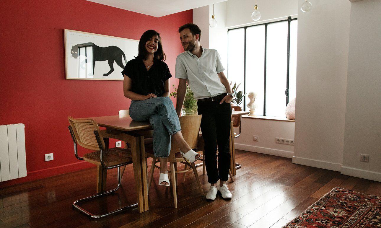 Ophelie Avril Et Loic Fercot Socialite Family Graphic Studio Ophelie