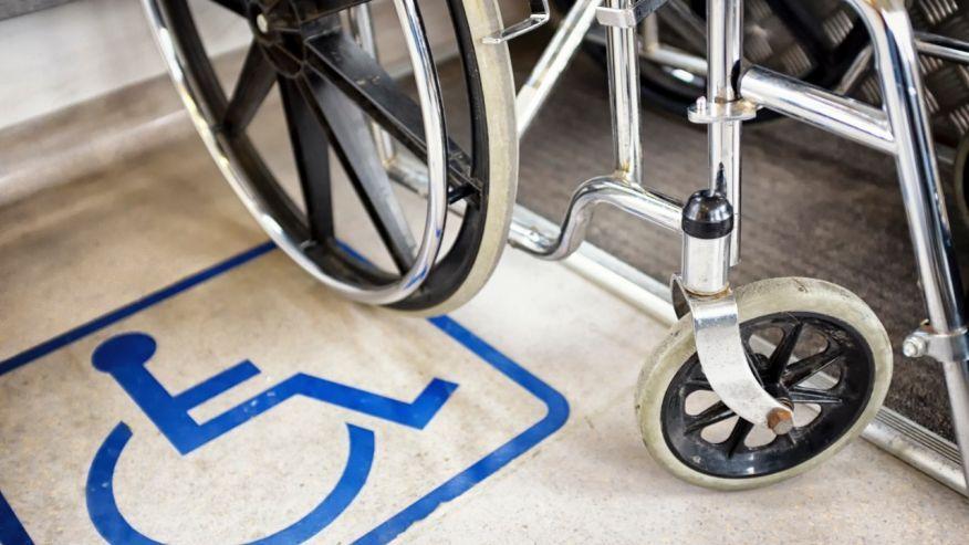 Man in wheelchair left in sun at florida nursing home