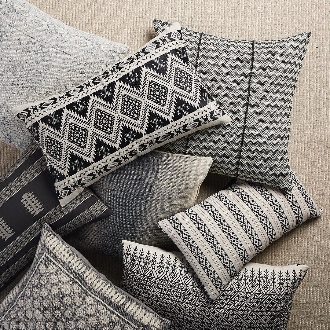 Chevron, Striped, Aztec, Or All Of The Above? Mix Up Your Space. Decor  PillowsDecorative ...