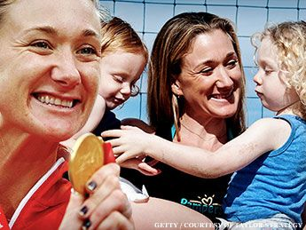 Being Mom Brings Olympic Champ Kerri Walsh Closer To Her Mother