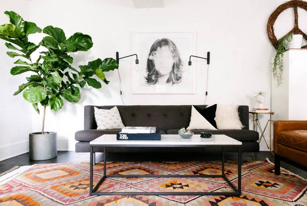 You Won\u0027t Believe How Much Style is Crammed into This Tiny Apartment
