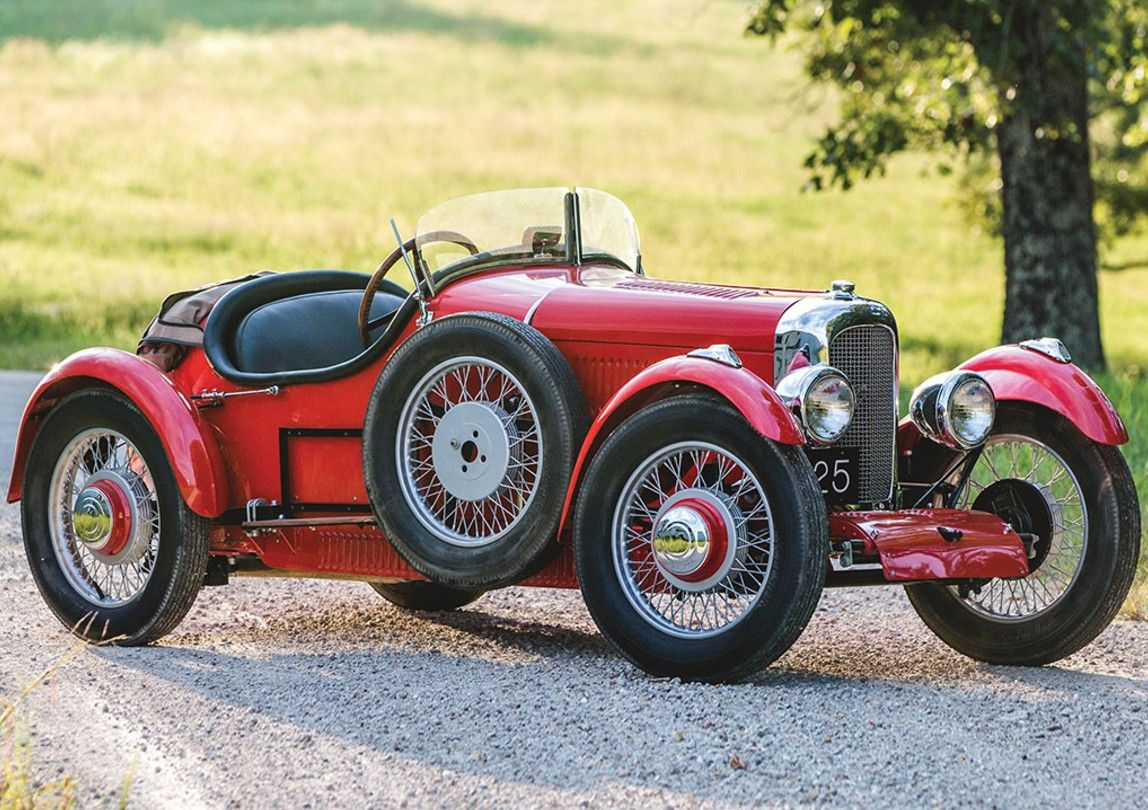 1928 Derby Type GSEH Sports Roadster - Derby was an automobile ...