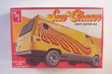 Sun Chaser Chevy Van Custom Amt 1 25 Factory Sealed T402 Vtg Model