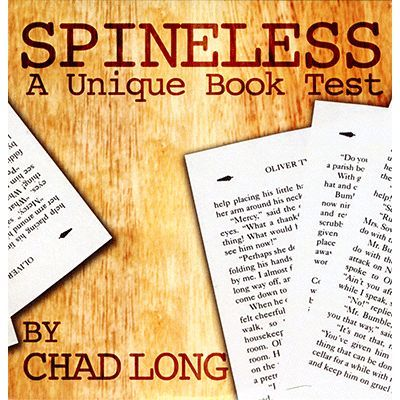 Spineless by Chad Long