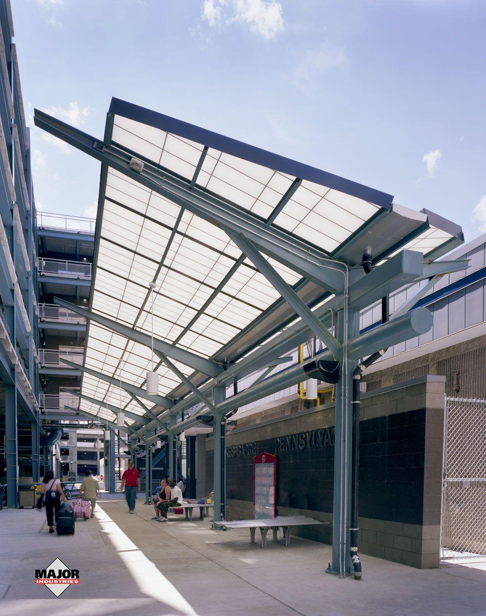 Guardian 275 174 Single Slope Canopy Translucent Panel