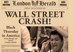 The Wall Street Crash of 1929, also known as Black Tuesday ...