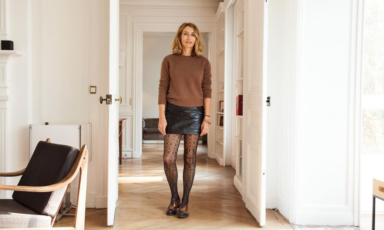 Alexandra Golovanoff, créatrice du tricot cosmétique