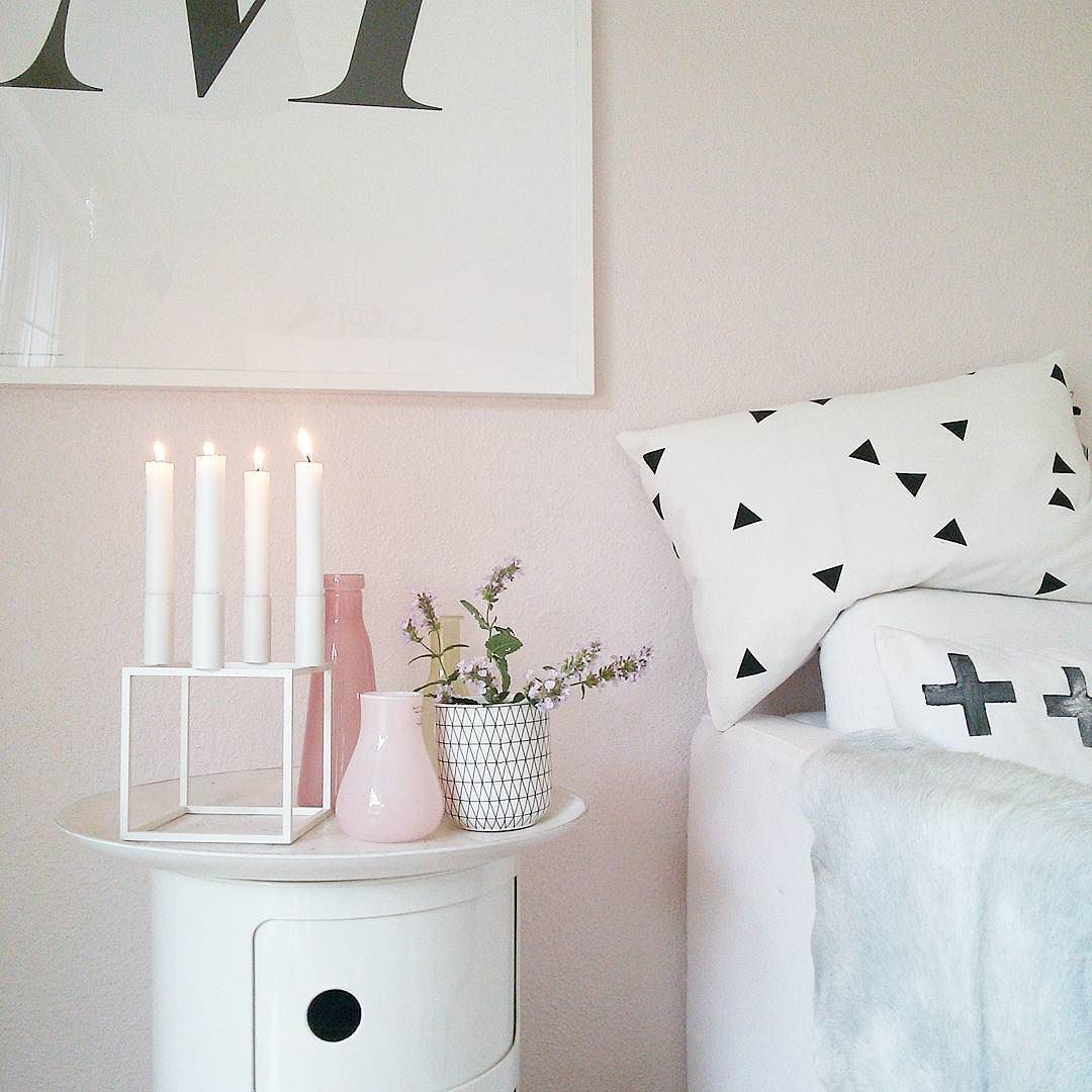 Aprilliebeeee On Instagram Gute Nacht Ihr Lieben Schlaft Gut Und Traumt Was Schones Whiteliving Scandicstyle In Home Decor Decals Home Decor Decor