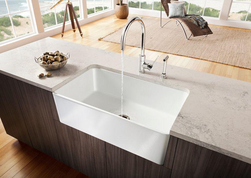 Porcelain Farmhouse Sink Also Find Blanco Corner Kitchen Sink