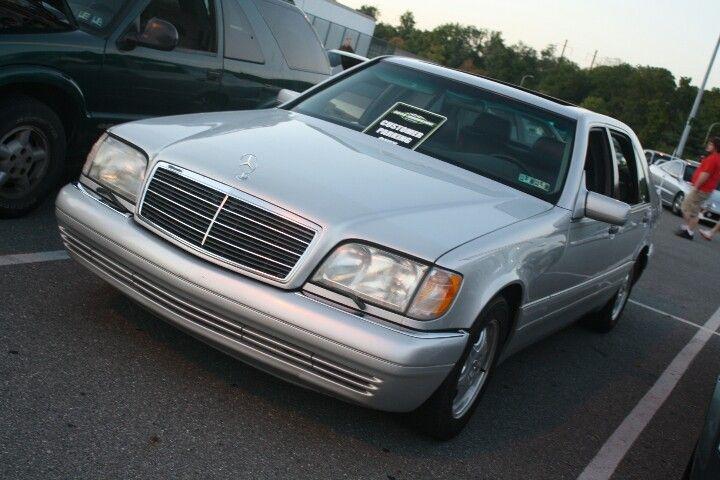 1999 Mercedes Benz S320 W140/V140 Mercedes w140