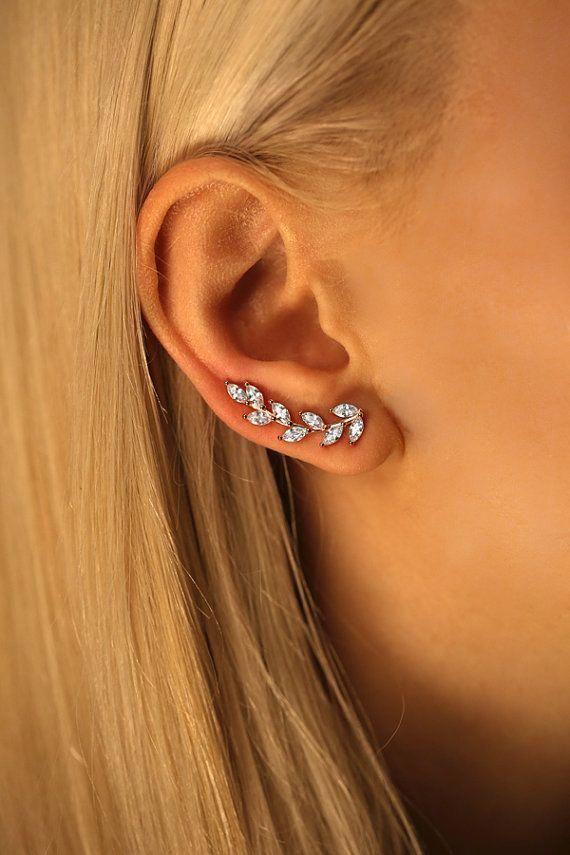 Photo of Raw ruby jewelry, ruby stud earrings, July birthstone, birthday gift …