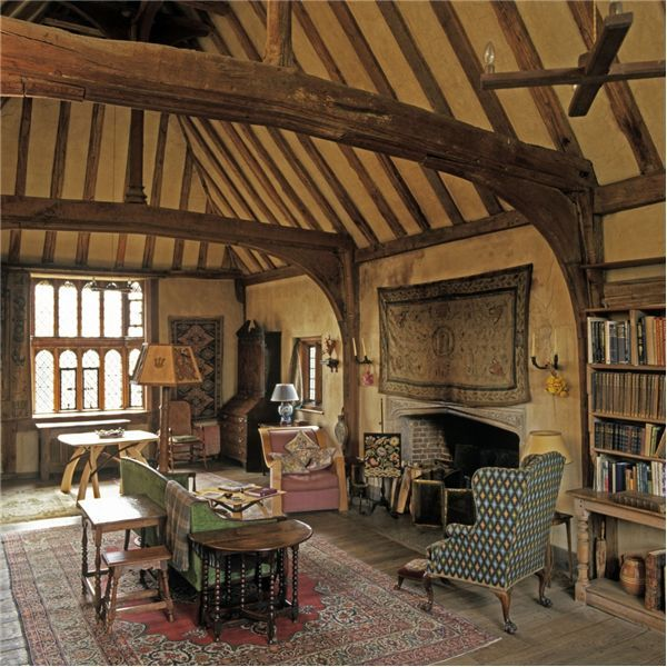 Abandoned inside victorian mansion great dixter inside for Great home interiors