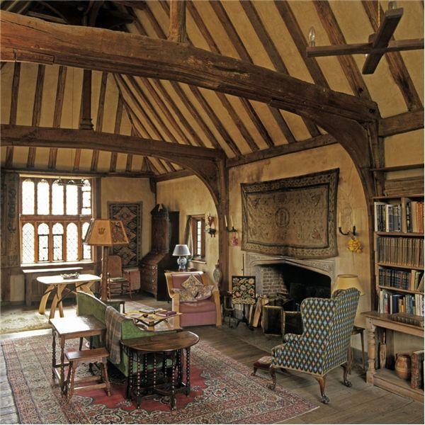 abandoned inside victorian mansion great dixter inside