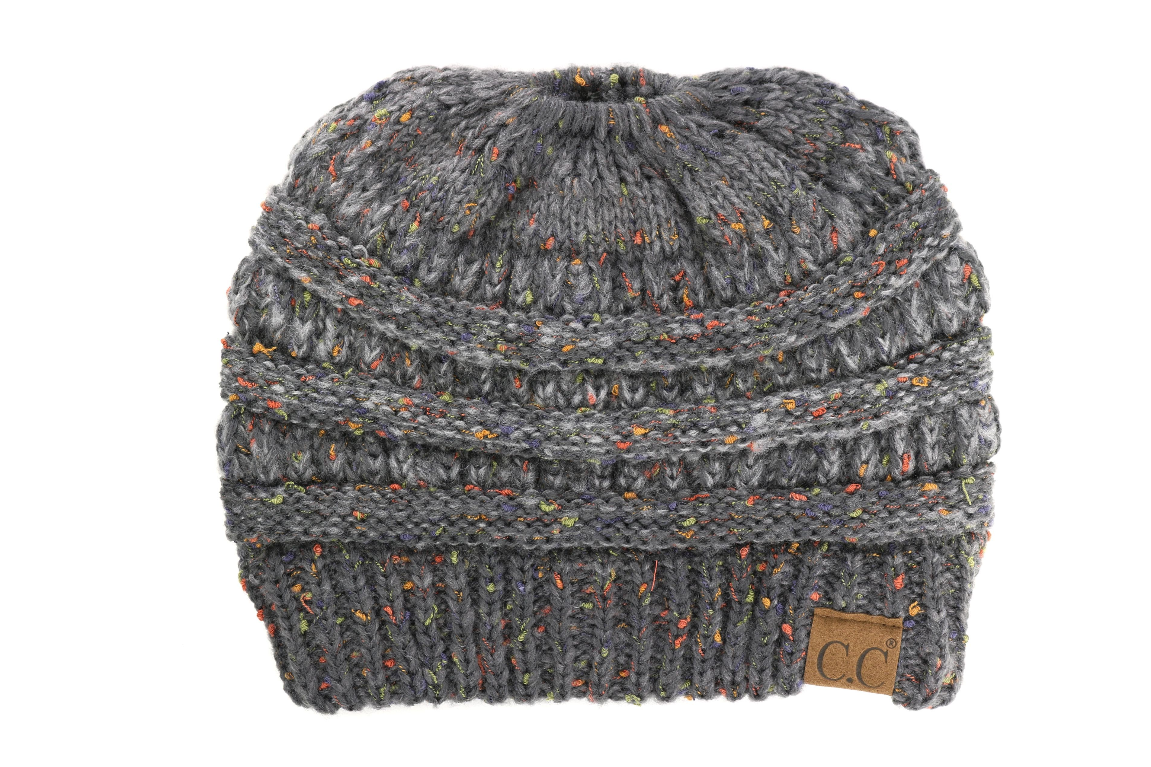 Flecked Ombre CC Beanie Tail MB817  a738dc774e96
