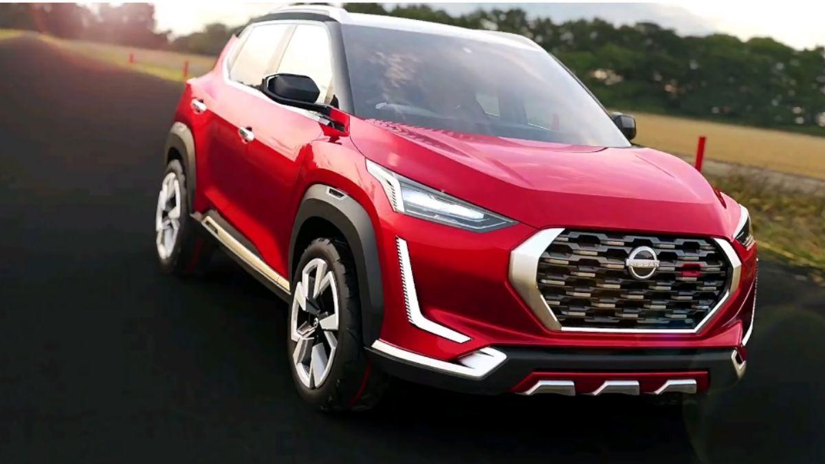All New Sub Compact Suv Nissan Magnite Unveiled Maruti Brezza Rival Compact Suv Nissan Ford Ecosport