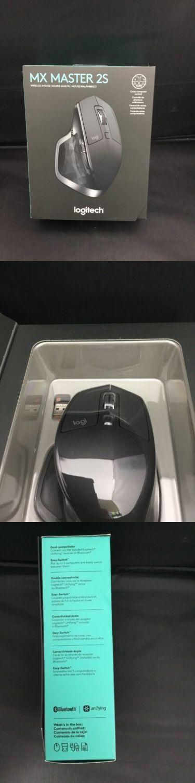 Mice Trackballs and Touchpads 23160: New Logitech Mx Master