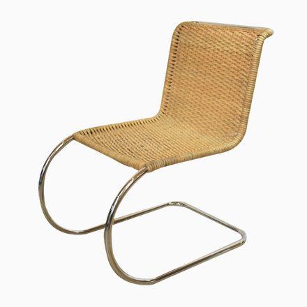 S533 Freischwinger Stuhl von Ludwig Mies van der Rohe für Thonet - esszimmer 1930