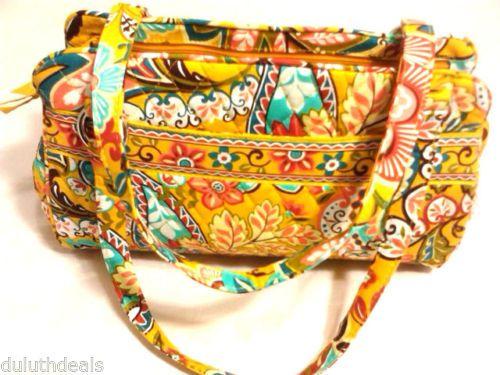 Vera Bradley Shoulder Bag, Provencal Multi-colors