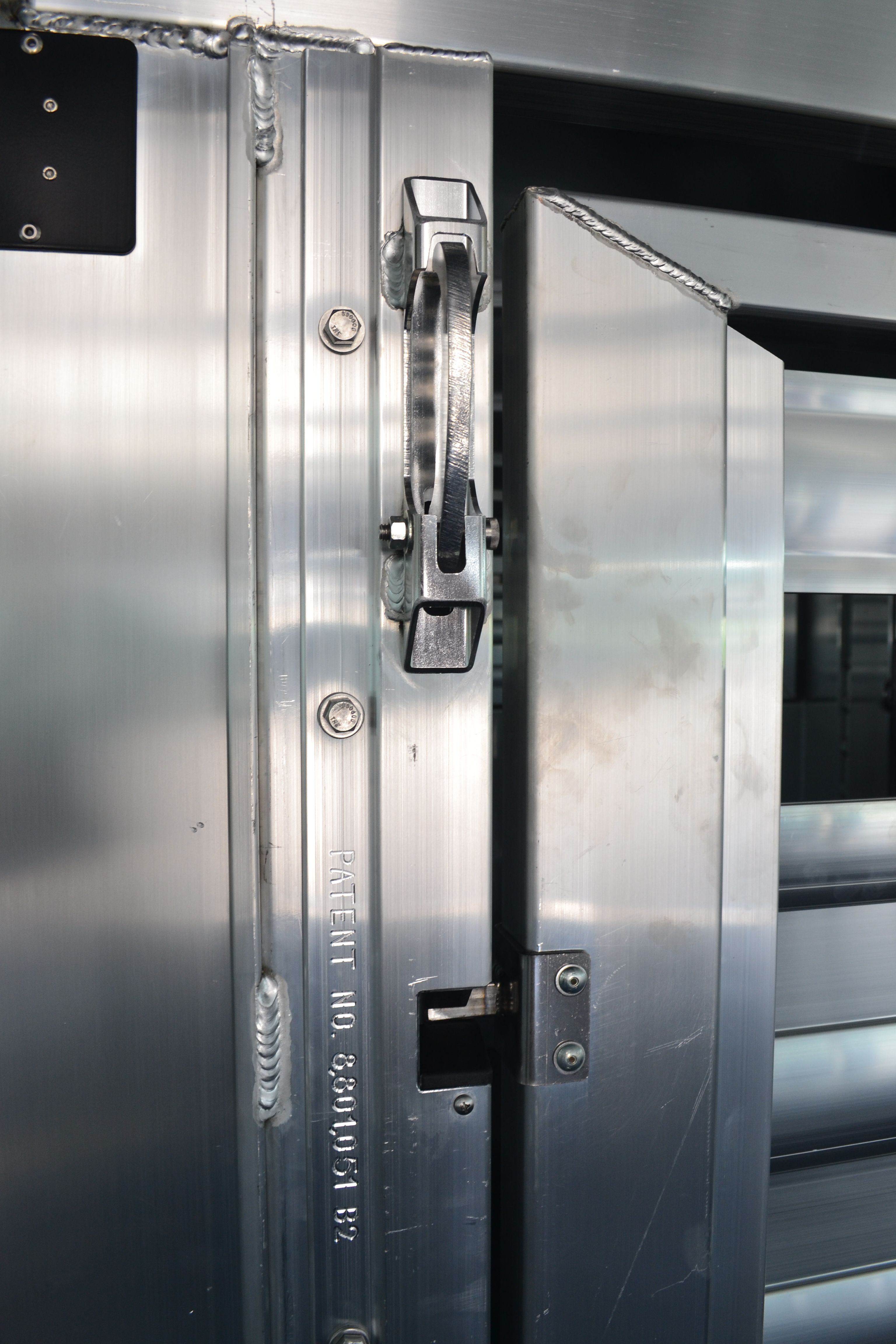 4 star slam latch system 4 star trailers pinterest 4 star slam latch system custom trailers sciox Images