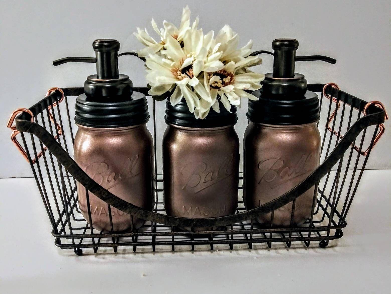 farmhouse dish soap dispenser