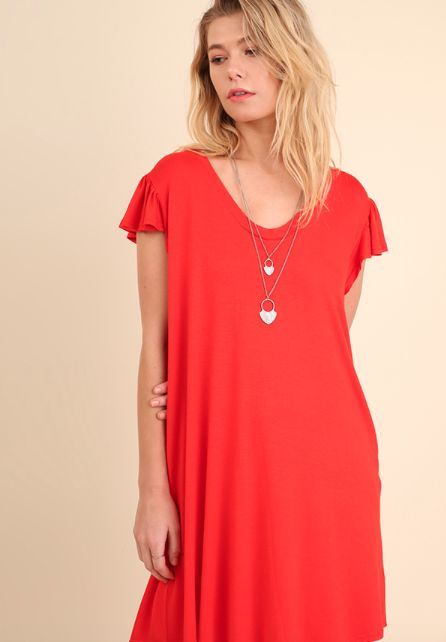 Kennedy T-Shirt Dress