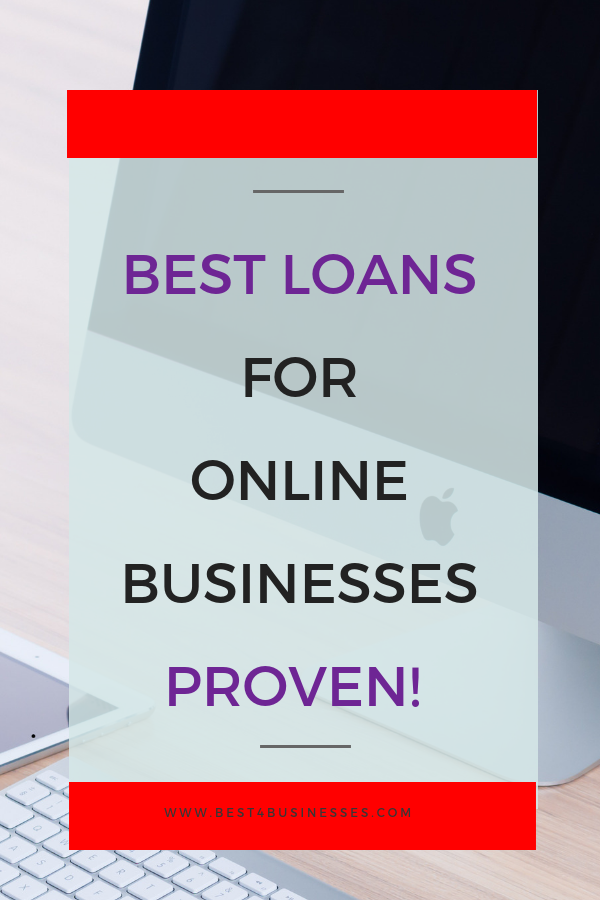 Best Loans For Online Businesses Ebay Amazon And Shopify Ecommerce Best Loans Online Business Business Credit Cards