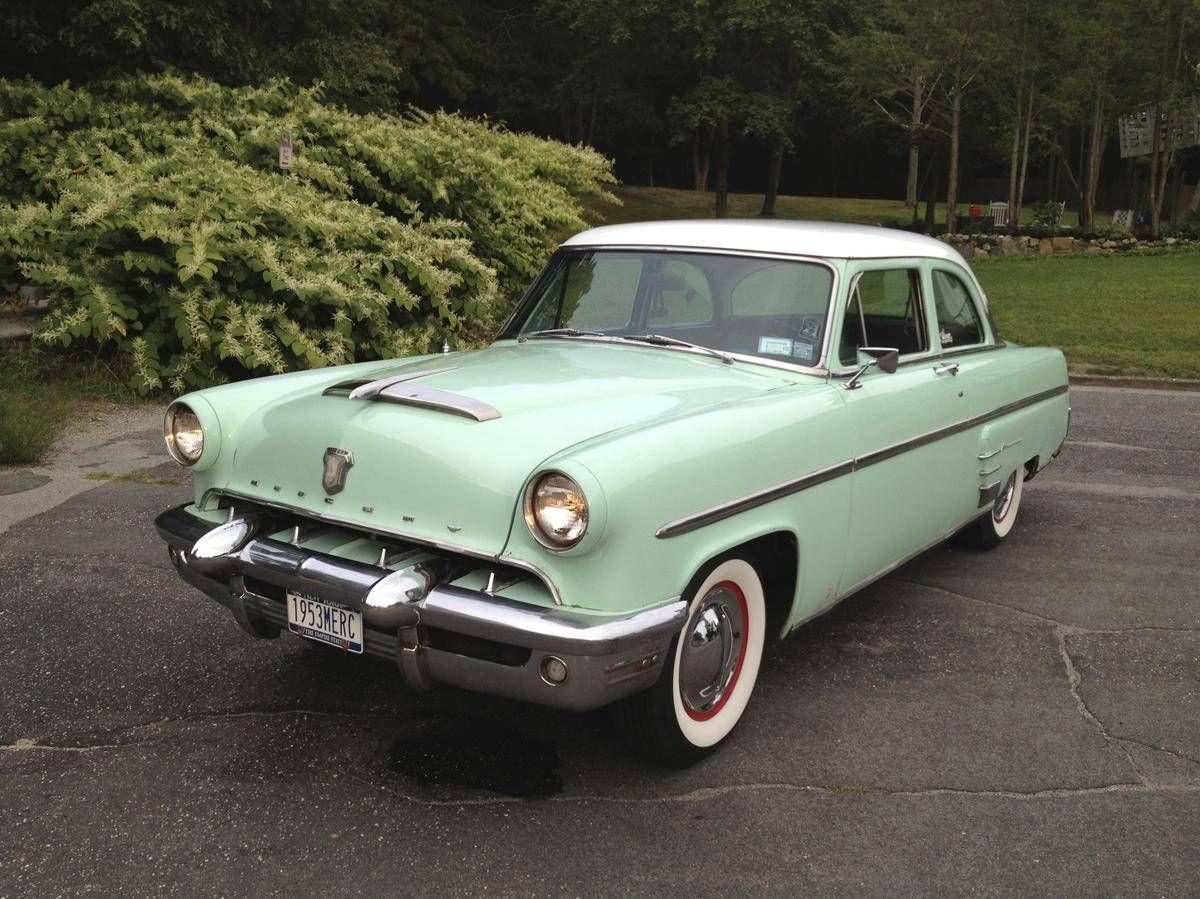 1956 ford customline wagon old car hunt - 1953 Mercury Custom 2 Door Sedan Mercury Carsvintage Autovintage Carssedans Ford