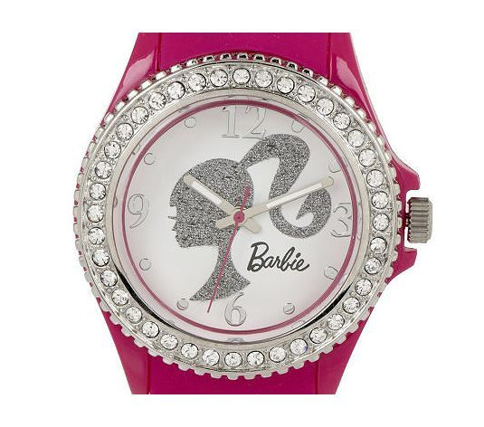 Barbie silicone watch YES YES YES own it and love it <3