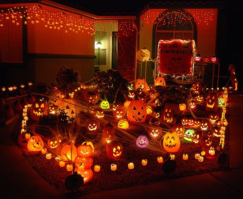 halloween decor decorations Halloween Pinterest Holidays