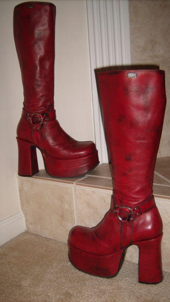 70s Boots Women