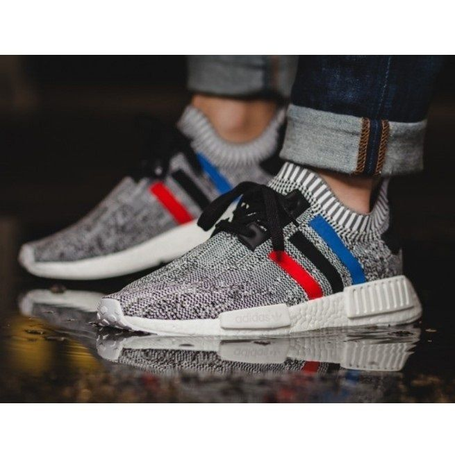 Adidas Low Top Adidas Tri Color Pack Nmd R1 Pk Bb2887 Bb2888 At