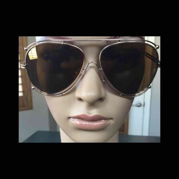 For Sale: 61mm Aviator Sunglasses  for $13