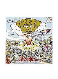 Hottopic Com Green Day Dookie Vinyl Lp Hot Topic