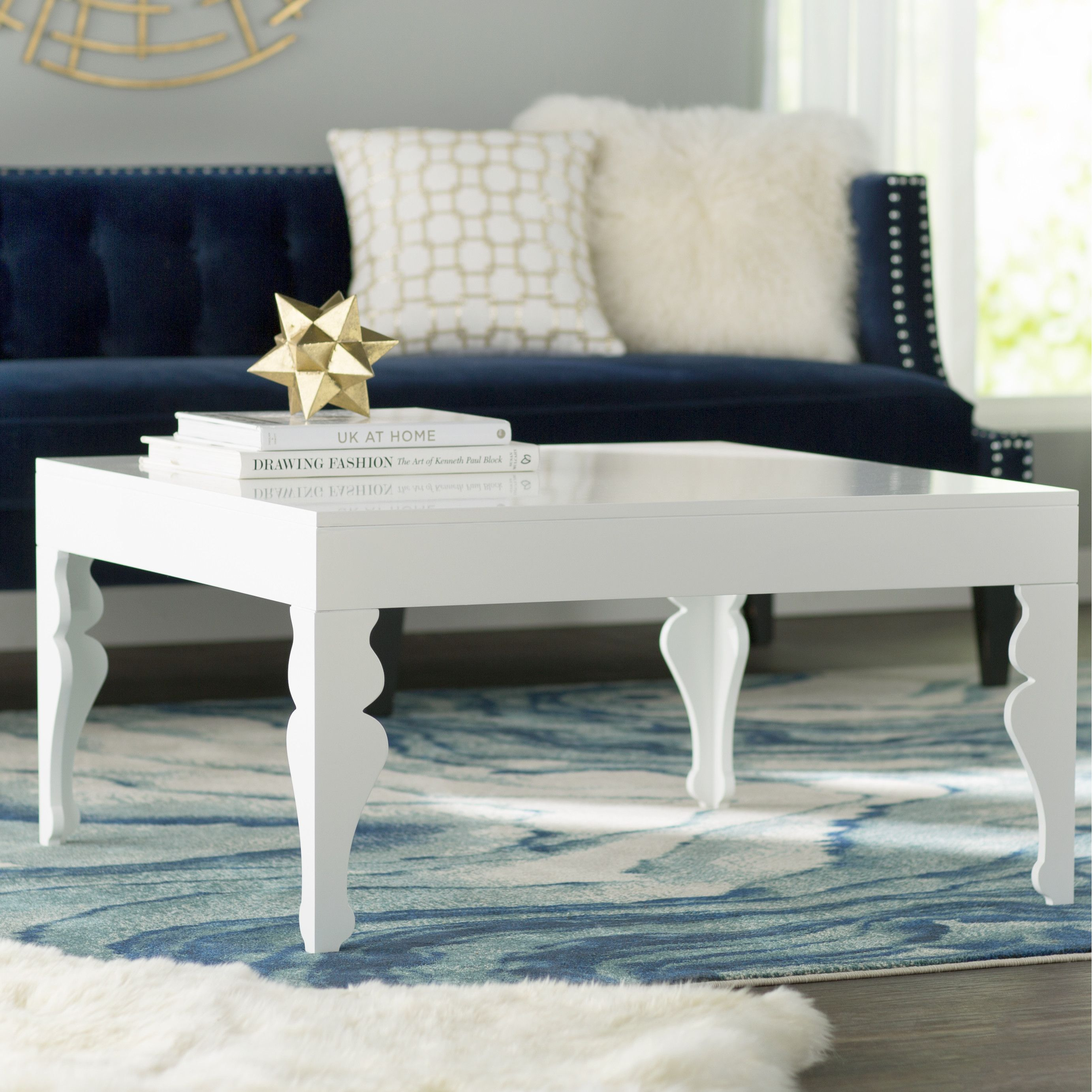15++ Wayfair coffee table sets white trends