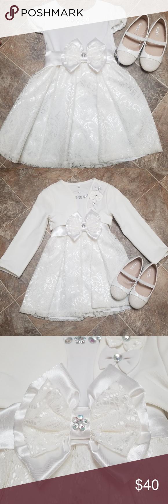 White Girls Dress Girls White Dress Girls Dresses Clothes Design [ 1740 x 580 Pixel ]
