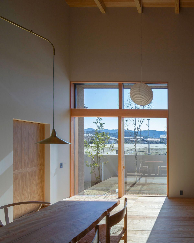 大開口 ネイエ設計 2020 住宅 リビング 暮らし