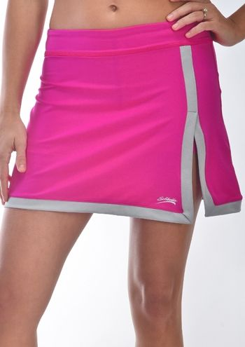 Super comfy skort available in other colors!  New arrivals from Fab & Fit