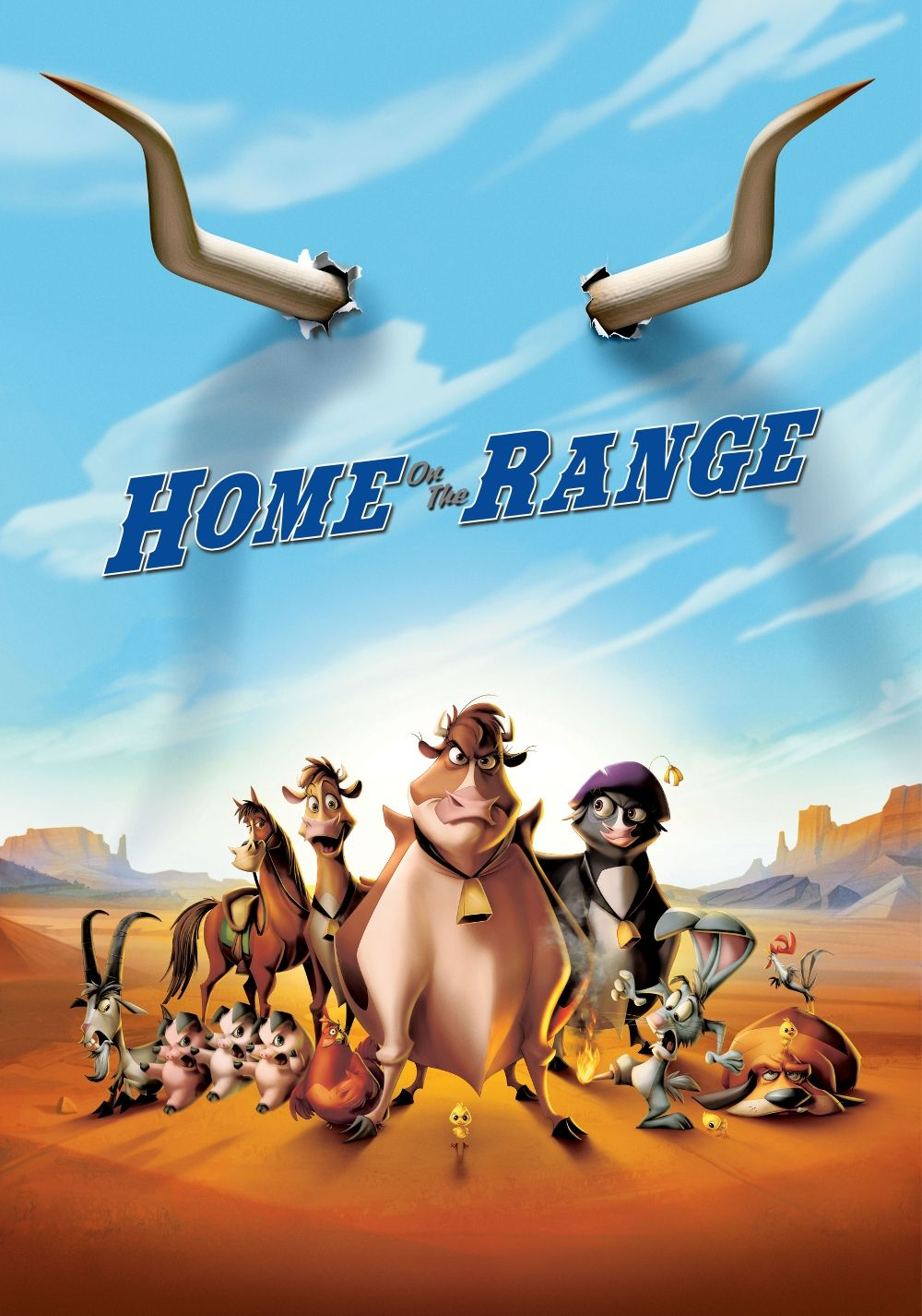 Home On The Range 2004 Bust A Moo In 2020 Streaming Movies Home On The Range Disney Animation
