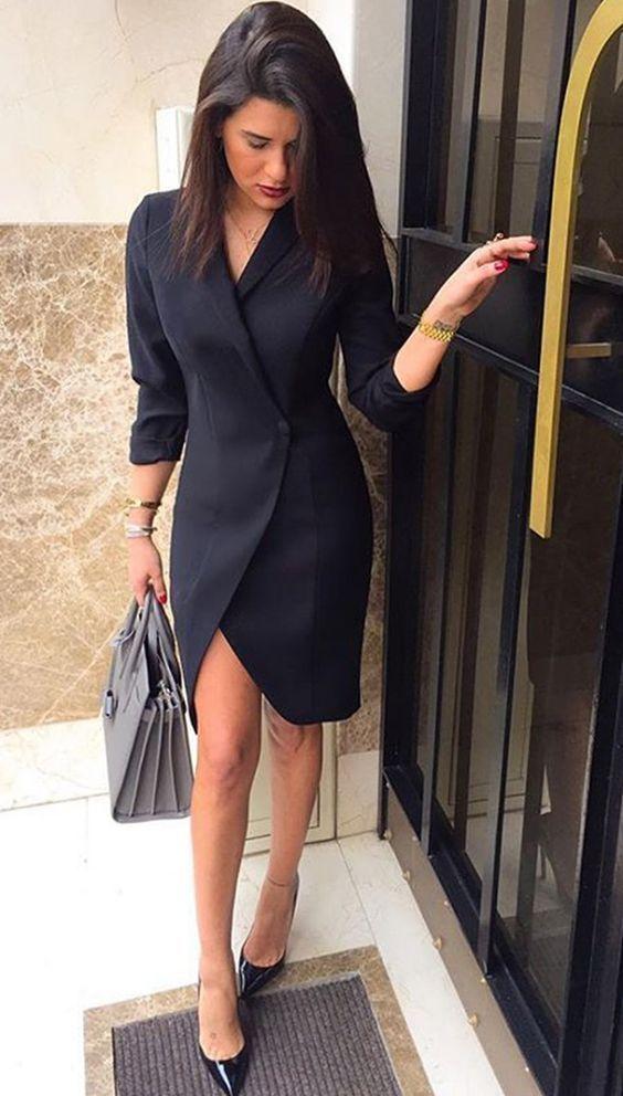 40 trendige Arbeitskleidung & Büro-Outfits für Geschäftsfrauen Noble Arbeitskleidung für ...