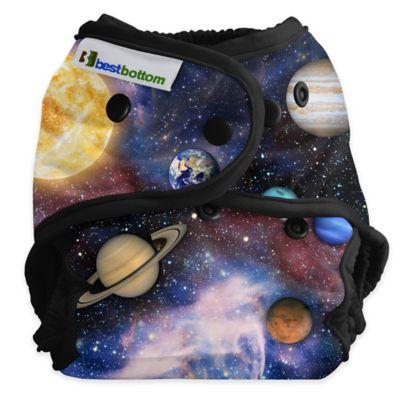 Best Bottom Cloth Diaper Cover Shell In Far Far Away Galaxy