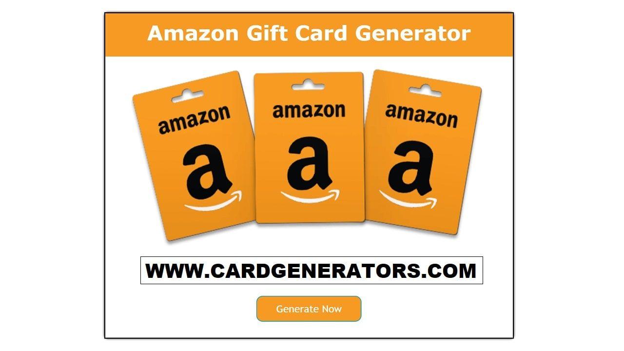 Amazon gift card generator gift card generator amazon