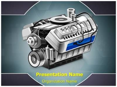 Automobile engine powerpoint template is one of the best powerpoint automobile engine powerpoint template is one of the best powerpoint templates by editabletemplates toneelgroepblik Image collections