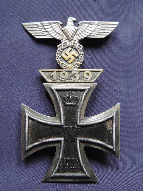 German Iron Cross Related Items